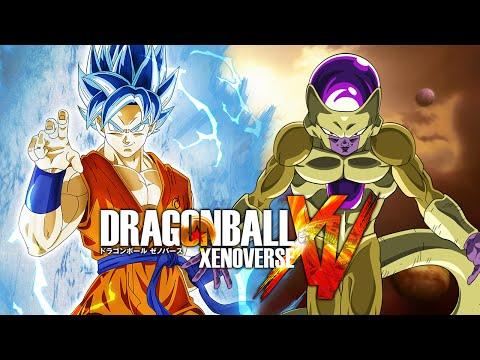 Dragon Ball Xenoverse MODS | SSJGSSJ Goku VS Golden Frieza (Duels)