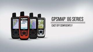 GPSMAP 86s, портативный навигатор премиум-класса від компанії CyberTech - відео