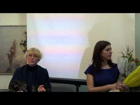 o1.ua - Выставка студентов Грековского училища - YouTube