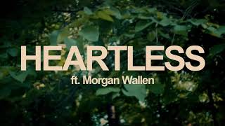 Diplo Ft. Morgan Wallen   Heartless (Audio Only)