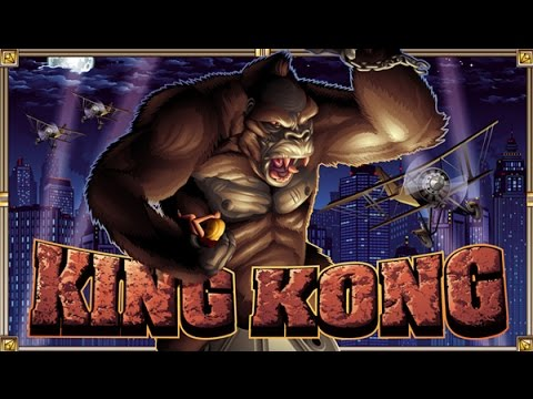 King Kong von Nextgen jetzt neu im Mr. Green Casino