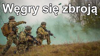 Węgry się zbroją