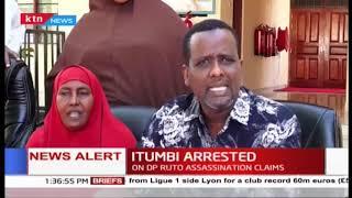 Garissa MCAs issue statement on alleged torture of a herder by KDF