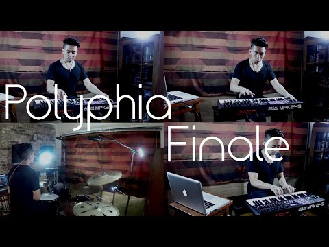 "Piano and Drum cover of ""Finale"" by Polyphia"