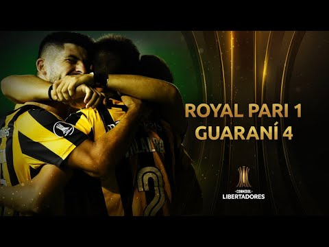 Royal Pari vs Club Guaraní</a> 2021-02-25