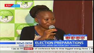 IEBC says that Al Ghurair will print the ballot papers for the repeat elections