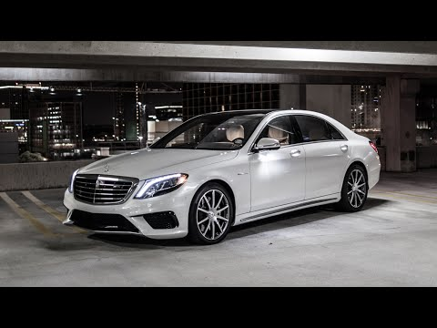 2015 Mercedes-AMG S63 4Matic – Review in Detail, Start up, Exhaust Sound, and Test Drive