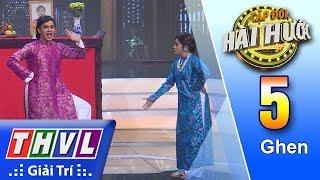 THVL | Cặp đôi hài hước Mùa 2 – Tập 5[6]: Tào Thị Lao - Bảo Chu, Sơn Ca