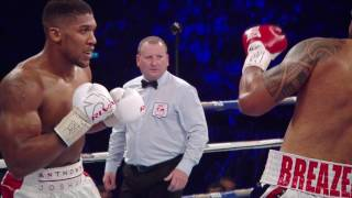 Anthony Joshua vs Dominic Breazeale - full fight (HD)