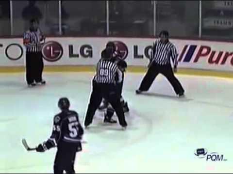 Jonathan Racine vs Alexandre Mallet