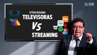 Otro round de televisoras vs streaming