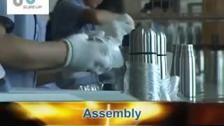 Sure Up Vacuum Flask Production Process
