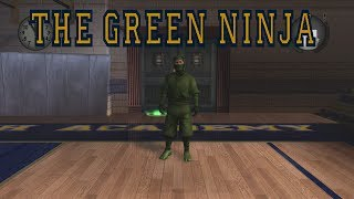 The FASTEST Way To Unlock The Green Ninja Costume In Bully Scholarship Edition