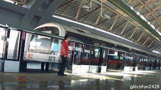 [SMRT] Set 059/060 Do Not Board At EW29 Joo Koon Station - Kawasaki Heavy Industries C151