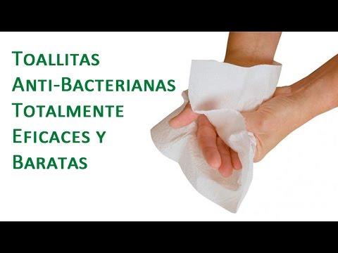 Como Hacer Toallitas Anti Bacterianas Totalmente Eficaces y Baratas