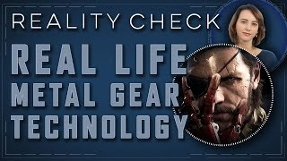 Metal Gear Solid Technology In Real Life - Reality Check