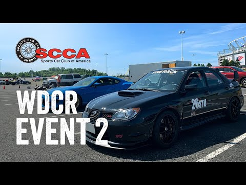 SCCA WDCR Event 2 (STU): FedEx Field Stadium - Co-Drive with Okas (6/23/19)