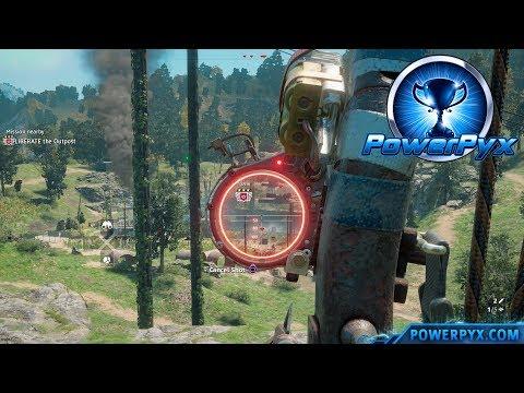 Far Cry New Dawn Walkthrough Secret Sam Fisher Outfit