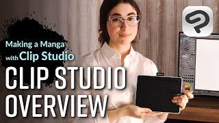 Clip Studio Paint video