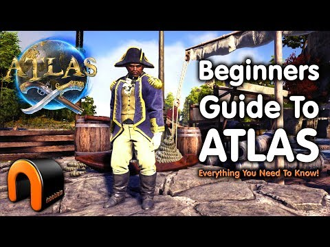 ATLAS A Beginners Guide To Atlas - Everything You Need To Know