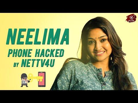 Neelima Rani Phone Hacked By Nettv4 ..