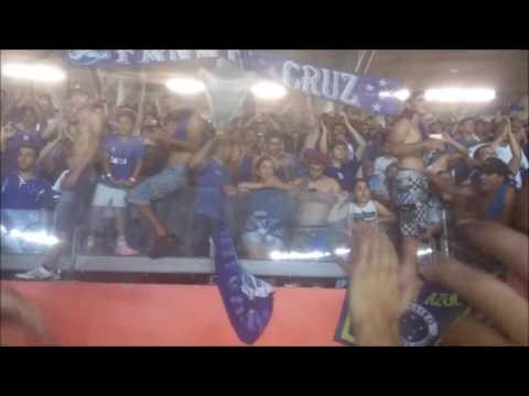 """""""TFC - Cruzeiro 0x2 Grêbio - Copa do Brasil - Fim do Jogo"""" Barra: Torcida Fanáti-Cruz • Club: Cruzeiro"""