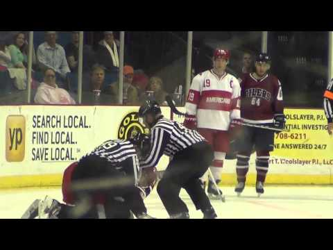 Daniel Amesbury vs. Alex Penner