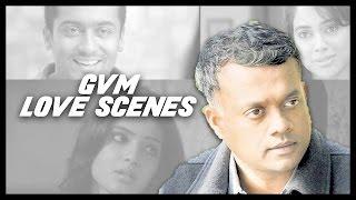 Gautham Menon Movies Love Scenes | Tamil romantic Scenes | GVM Movies | Tamil Latest Movies