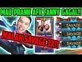 PRANK FANNY AFK GAGAL MALAH SAVAGE 3X SAVAGE SAVAGE SAVAGE Mobile Legends