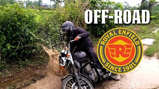 preview picture of video 'Oneride | Royal Enfield  Off Road adventure'
