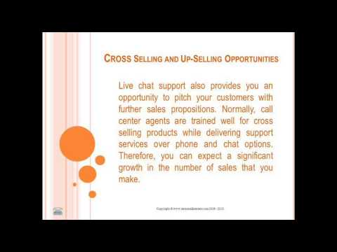Video Benefits Of Live Chat Customer Service Contact Center