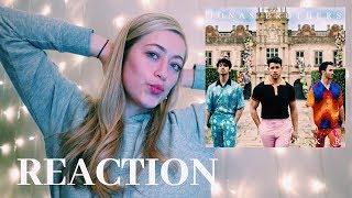 Jonas Brothers - Sucker - REACTION