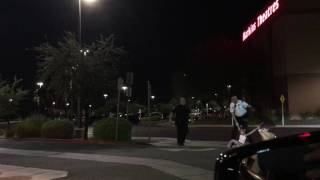 Chandler PD takes down suspect and her kid fights back