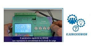 Tutorial Calibración Indicadores de peso Transmisores de peso