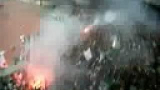 Panathinaikos  XORTO MAGIKO SHOW  (magic Weed) Against Sparta Prague