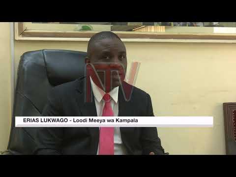 Lukwago n'aba KCCA bakubaganye empawa ku baasi