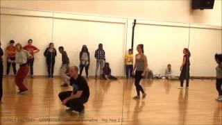 preview picture of video 'Dance Factory Gembloux - Hip hop All Styles - Nouveau cours dès le 12/09/2014'