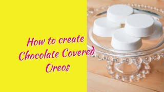 How To Make The PERFECT Chocolate Covered Oreos!