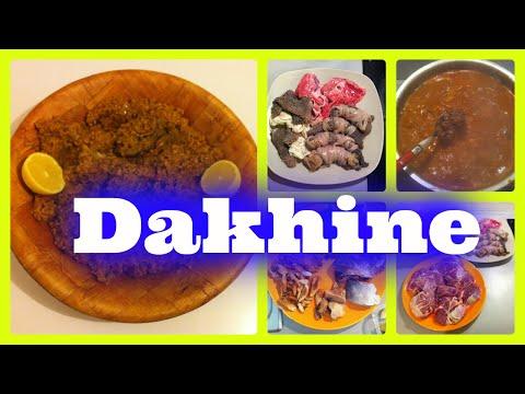 CUISINE : Comment préparer un Dakhine.