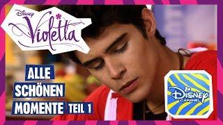 Violetta - Alle schönen Momente Teil 1 || Disney Channel