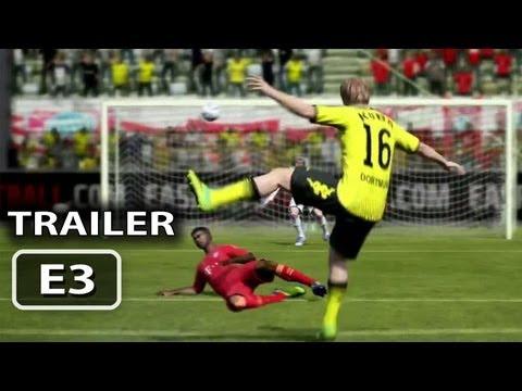 Trailer de Fifa 2013