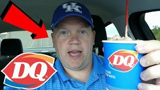 Dairy Queen Snickerdoodle Cookie Dough Blizzard (Reed Reviews)
