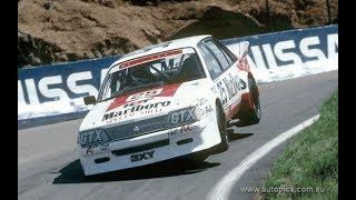 1983 Bathurst 1000, Peter Brock final lap