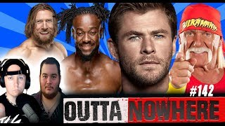Chris Hemsworth to play HULK HOGAN & RAW Viewership is up ! OUTTA NOWHERE ! #142