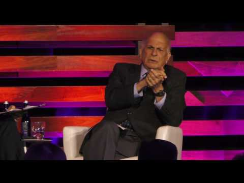 Still Image from the video: Daniel Kahneman – Full Interview with LeadersIn
