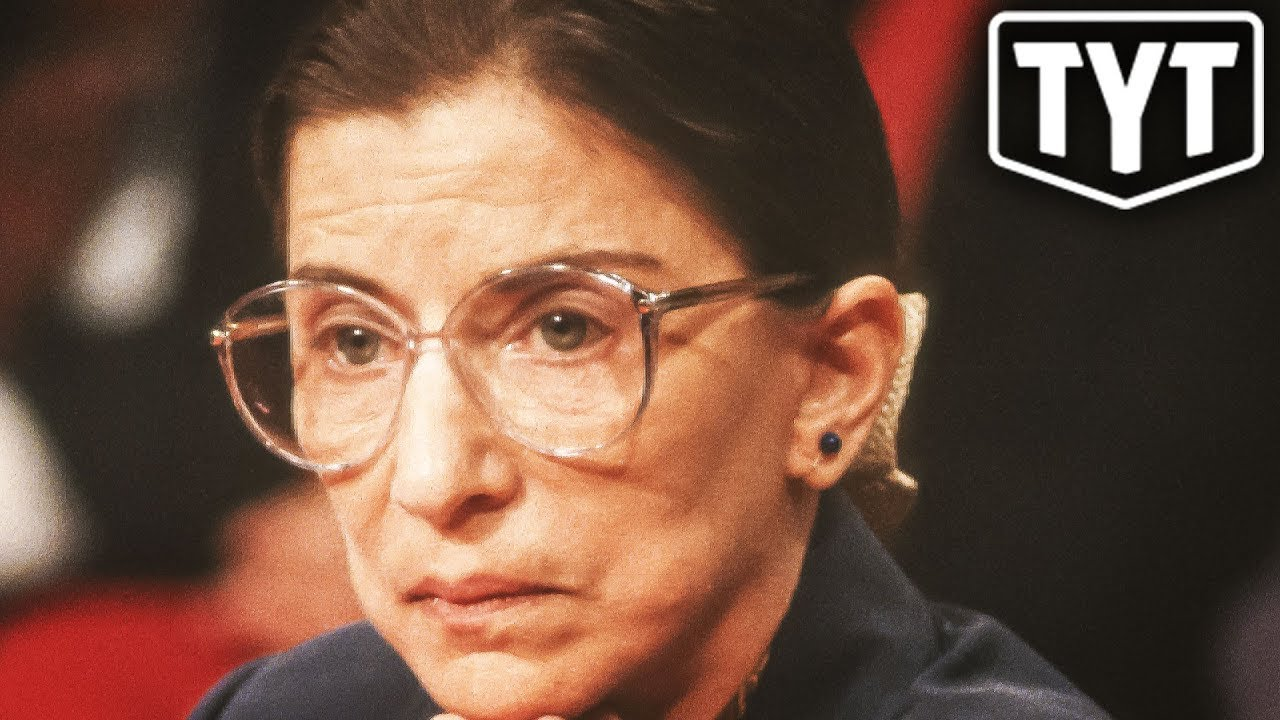 Ruth Bader Ginsburg Hospitalized thumbnail