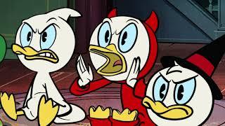 Мультфильм Disney - Страшилки от Микки Мауса | особо жуткий Хеллоуиин с Микки Маусом