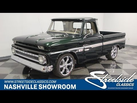 Video of '66 C10 - PW82