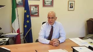 Mensaje del Embajador de Italia en Uruguay Giovanni Iannuzzi