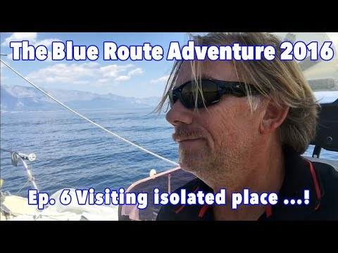 Sea4See  l Sailing Vlog  l Marieholm26 Folkboat - The Blue Route Adventure 2016 l Episode 6